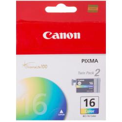 Canon - Canon BCI - 16 Renkli Kartuş - Orijinal