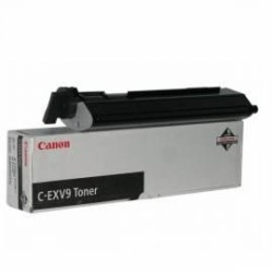 Canon - Canon C-EXV-9 Siyah Fotokopi Toneri - Orijinal