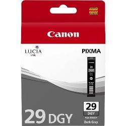 Canon - Canon PGI-29 Koyu Gri Kartuş - Orijinal