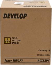 Develop - Develop TNP-27 Sarı Fotokopi Toneri - Orijinal