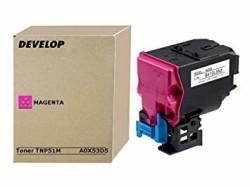 Develop - Develop TNP-51 Kırmızı Fotokopi Toneri - Orijinal