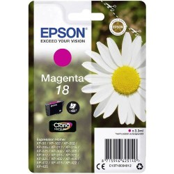 Epson - Epson 18-T1803-C13T18034020 Kırmızı Kartuş - Orijinal
