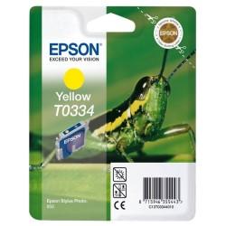 Epson - Epson T0334-C13T03344020 Sarı Kartuş - Orijinal