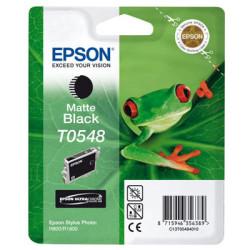Epson - Epson T0548-C13T05484020 Mat Siyah Kartuş - Orijinal