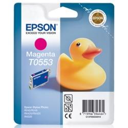 Epson - Epson T0553-C13T05534020 Kırmızı Kartuş - Orijinal