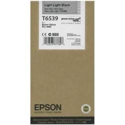 Epson - Epson T6539-C13T653900 Açık Siyah Kartuş - Orijinal