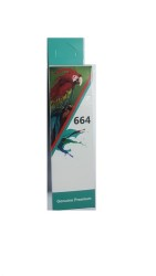 Epson - Epson T6641-C13T66414A Siyah Mürekkep - Muadil