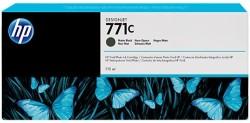 Hp - Hp 771-B6Y07A Mat Siyah Kartuş - Orijinal