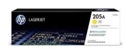 - HP CF532A LASER TONER SARI 900 SAYFA NO:205A
