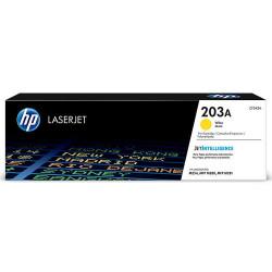- HP CF542A LASER TONER SARI 1.300 SAYFA NO:203A