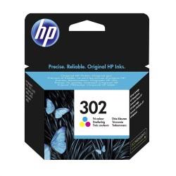 Hp - HP F6U65AE NO:302 MÜREKKEP KARTUŞ 165 SAYFA RENKLİ