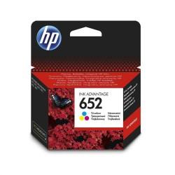 Hp - HP F6V24AE No:652 MÜREKKEP KARTUŞ RENKLİ
