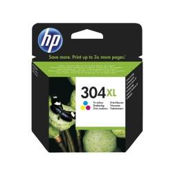 Hp - HP N9K07AE NO:304XL MÜREKKEP KARTUŞ 300 SAYFA RENKLİ