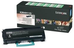 Lexmark - Lexmark X264-X264H11G Yüksek Kapasiteli Toner - Orijinal