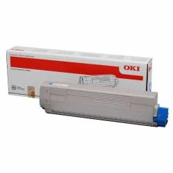 Oki - Oki MC560-43865744 Siyah Toner - Orijinal