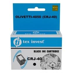 Olivetti - Olivetti CRJ-40 Siyah Kartuş - Orijinal