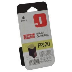 Olivetti - Olivetti FPJ-20 Siyah Kartuş - Orijinal