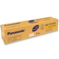 Panasonic - Panasonic DQ-TUY20 Sarı Fotokopi Toneri - Orijinal