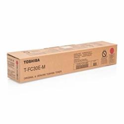 Toshiba - Toshiba T-FC30E-M Kırmızı Fotokopi Toneri - Orijinal