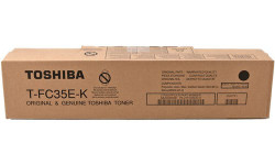 Toshiba - Toshiba T-FC35E-K Siyah Fotokopi Toneri - Orijinal