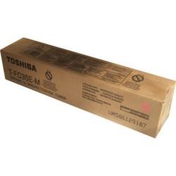 Toshiba - Toshiba T-FC35E-M Kırmızı Fotokopi Toneri - Orijinal