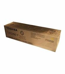 Toshiba - Toshiba T-FC35E-Y Sarı Fotokopi Toneri - Orijinal