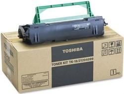 Toshiba - Toshiba TK-18 Fotokopi Toneri - Orijinal