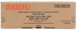 Utax - Utax CDC1626 Mavi Orjinal Fotokopi Toner