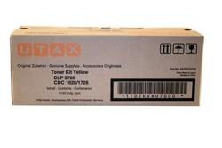 Utax - Utax CDC1626 Sarı Orjinal Fotokopi Toner