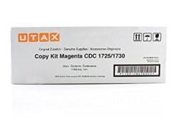 Utax - Utax CDC1725 Kırmızı Orjinal Fotokopi Toner