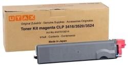 Utax - Utax CLP-3416 Kırmızı Orjinal Fotokopi Toner