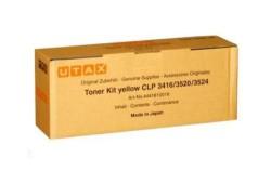 Utax - Utax CLP-3416 Sarı Orjinal Fotokopi Toner
