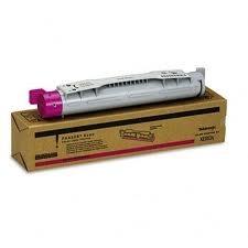 Xerox - Xerox Phaser 6200-016200600 Yüksek Kapasiteli Kırmızı Toner - Orijinal